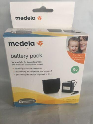 Medela Battery Pack  9 Volt  for Pump in Style Advanced 9V  Breast Pump