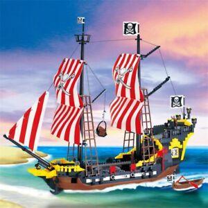 Lego Mega Bloks 6285 Compatibil100% ☆ Black Seas Barracuda ☆ AnnI '80 ►NEW◄ MISB