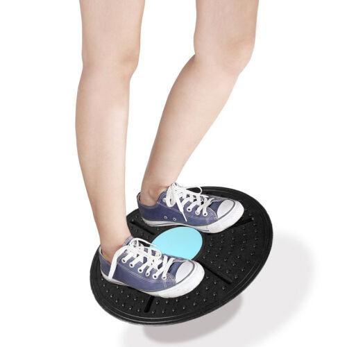 360° Rotation Wackel Balance Board Stabilität Scheibe Yoga Training