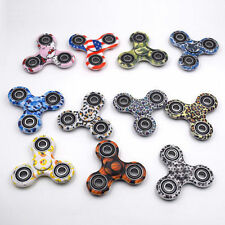 (Lot of 20pc) Fidget Hand Tri Spinner Stress Reducer Toy Finger Focus Gyro