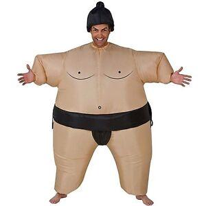 Airsuits Combattant Sumo Gonflable Déguisement Costume-afficher Le Titre D'origine