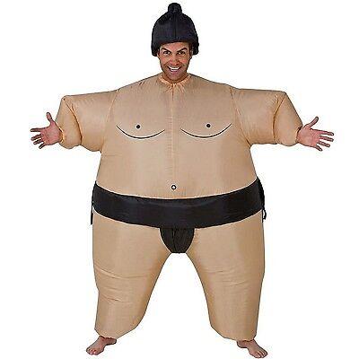 Airsuits Lottatore Di Sumo Gonfiabile Costume Vestito-mostra Il Titolo Originale Chiaro E Distintivo