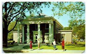 Alumni-Hall-University-of-Alabama-Tuscaloosa-AL-Postcard