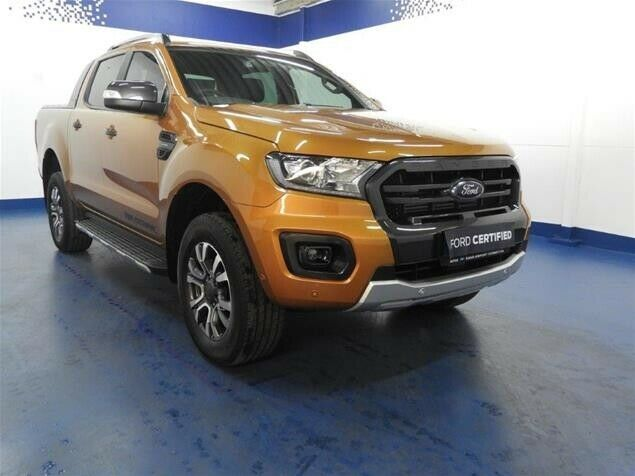 2021 Ford Ranger MY19 Double Cab