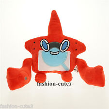 New Rotom Pokédex Soft Stuffed Pokemon Plush Toy Doll Stuffed figure 20 cm 7.9""