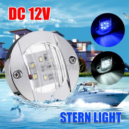 12V LED Navigationslicht Einbauleuchte Bootsbeleuchtung RV Yacht Marine