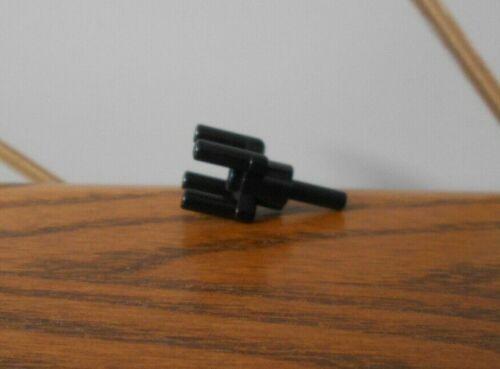parte x1 LEGO KNIGHTS /'KINGDOM Set 8822 Nero 4 Prong Torcia//titolare FIAMMA pezzo