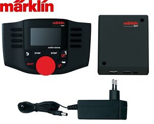 Maerklin-60657-60116-66360-Mobile-Station-2-Set-034-motorola-mfx-DCC-034-NEU
