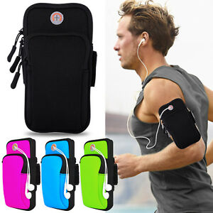 For-iPhone-X-XR-XS-Max-7-8-Plus-Sport-Gym-Running-Jogging-Armband-Arm-Band-Pouch