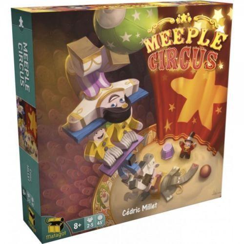 spedizione veloce a te Meeple Circus NUOVO ITALIANO Ghenos giocos giocos giocos Spedizione 24h   negozio online