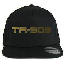 Cappello Dj TR-909, SnapBack Cap Drum Machine Roland, House music, Acid, Techno