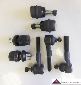 Ball-Joints-Tie-rod-ends-Steering-Suspension-kit