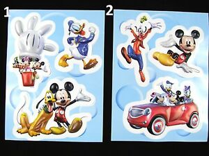 Disney 3d Mickey Mouse And Friends Wall Decor Stickers Crafts Books-afficher Le Titre D'origine Yc67vtfd-10043347-106188181