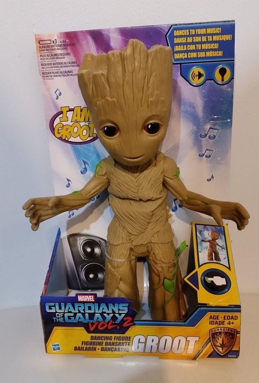 Guardians Of The Galaxy Vol. 2 Electronic Dancing GROOT Figure Figure Figure e2f5da