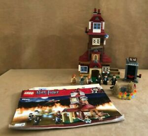 4840-Lego-Complete-Harry-Potter-The-Burrow-Instructiions-Minifig-Molly-Weasley