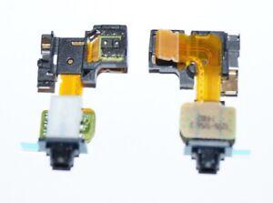 Original Sony Xperia Z2 LT50w D6502 3,5 mm Audio Buchse Licht Sensor Flex
