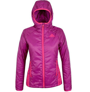 Adidas Damen Terrex Damen 19999 Winter PRIMALOFT® Jacke DSV Steppjacke PRIMALOFT® violett 78374cb - colja.host