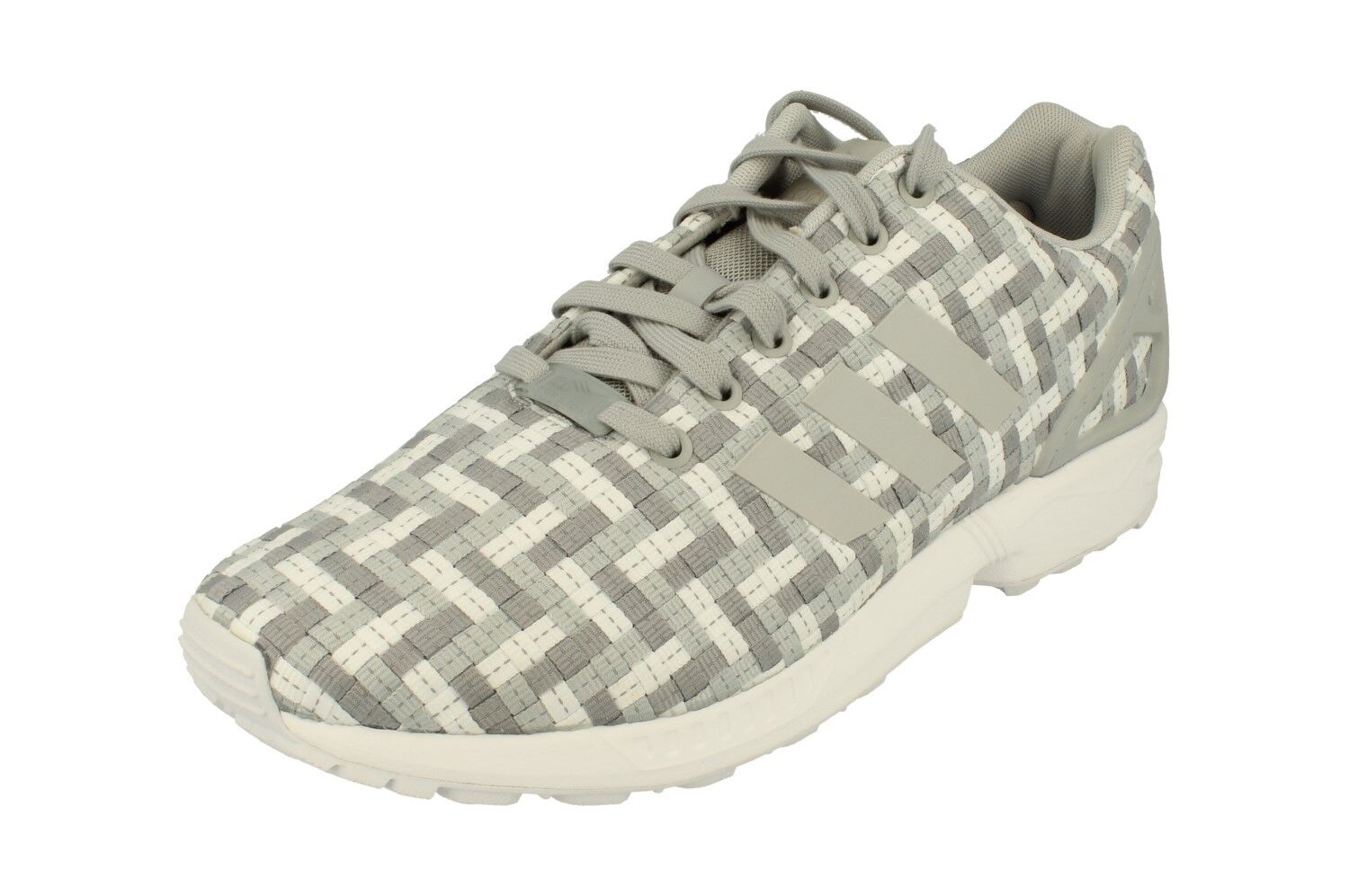 Adidas Originals Zx Flux Mens Running Trainers Trainers Trainers Sneakers  S82748 a40860 ... c2496afc9091f