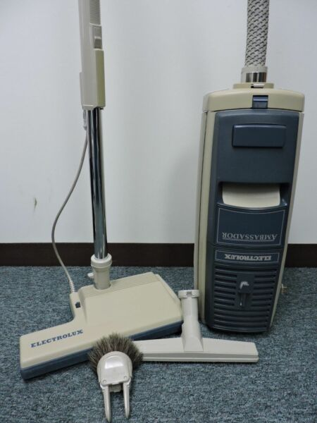 Buy Electrolux Le Canister Vacuum Cleaner Wi Accessories