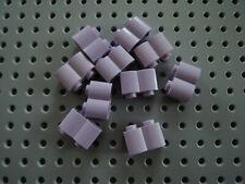 Lego 10 x Stein Lamelle Palisadenstein 30136  alt braun 1x2
