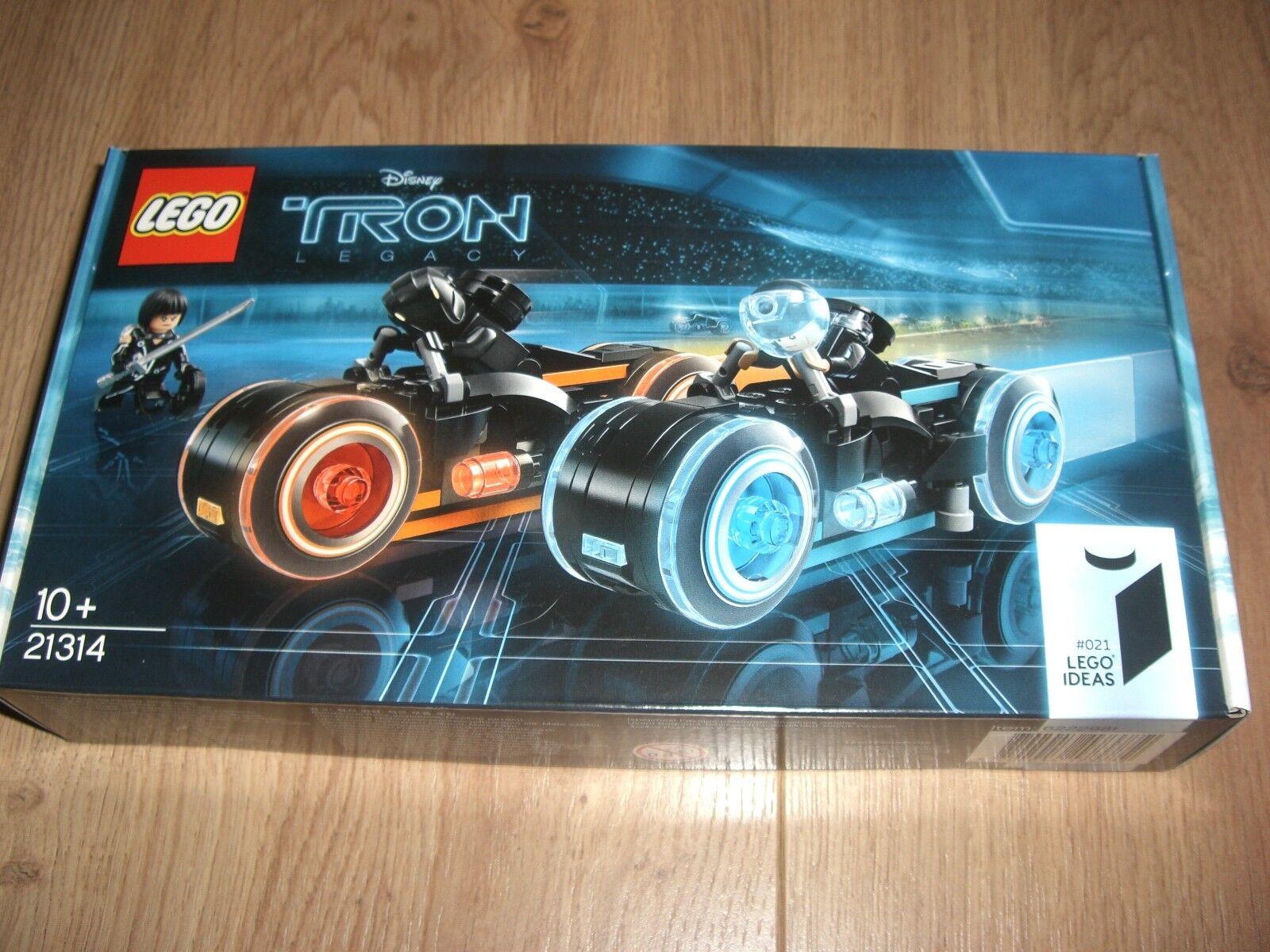 TRON  Legacy LEGO Ideas Konstruktionsspielzeug