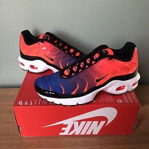 Details about Nike Air Max Plus TN SE BG Orangeblue UK5US5.5EU38 Brand New AR0006 800