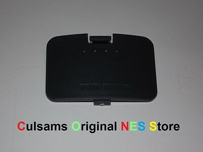 NEW NINTENDO 64 N64 JUMPER PAK MEMORY EXPANSION COVER DOOR REPLACEMENT PART LID