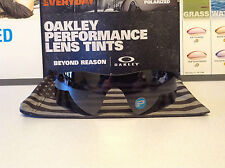 Oakley Radarlock Path Black Iridium Polarized lens - New w/ USA Bag SKU 43-533