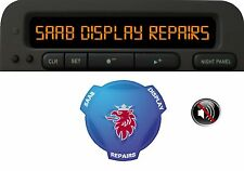 ☛☛☛☛☛☛ SAAB 93 (9-3) & 95 (9-5) SID INFO DISPLAY SPEAKER REPAIR SERVICE ☚☚☚☚☚☚