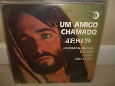 Un Amigo Chamado Jesus - Narrativa Musical - Rare LP in NM Conditions L1
