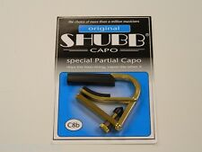 Shubb Partial Capo Drop D Acoustic Guitar C8B ~New~ Free U.S Shipping