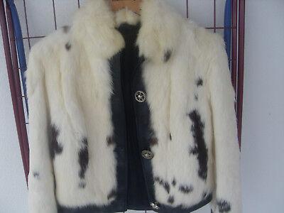 2019 Mode Pelz Jacke Kurz Vintage Fabriken Und Minen