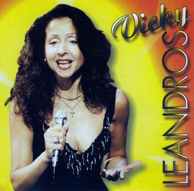 VICKY LEANDROS : NUR EIN TRAUM / CD - TOP-ZUSTAND