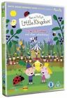 Ben and Holly's Little Kingdom Volume 4 The Elf Games Region 2 DVD