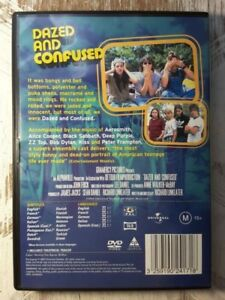 Dazed-And-Confused-DVD-CULT-COMEDY-RARE-2003-Matthew-McConaughey