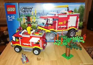 Lego® City Feuerwehr Helikopter mit OVP und BA 7206