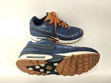 56d5087da3 item 1 Nike Air Max 90 Premium Denim Dark Obsidian Mens US 8.5 Low  (819523-400) -Nike Air Max 90 Premium Denim Dark Obsidian Mens US 8.5 Low  (819523-400)