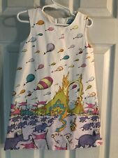 Dr Seuss Dress Whoville birthday Size 4T