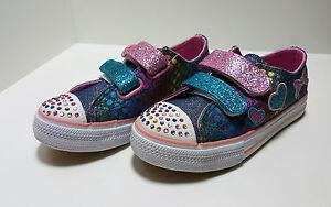 Zapatillas-de-nina-con-purpurina