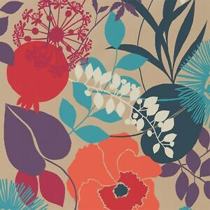 Roll Of Harlequin Wallpaper Doyenne 111491 68 6 Cm X 10 05 M Ebay