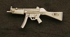 Empire Pewter MP5A2 Pewter Gun Pin