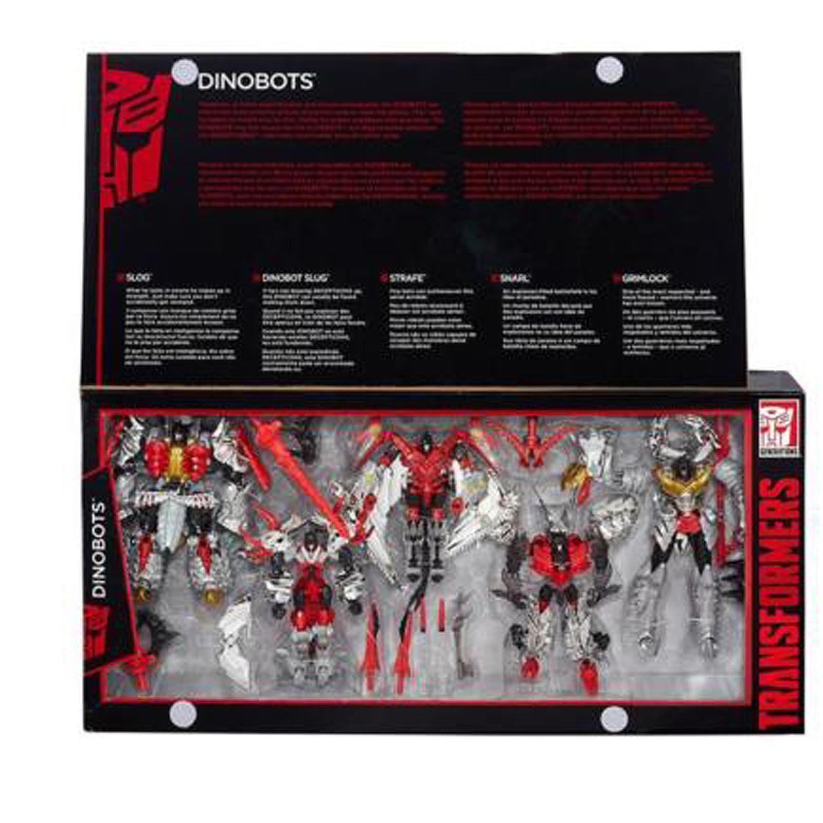 Transformers Age of Extinction Platinum Edition DINOBOTS DINOBOTS DINOBOTS Action Figure Toy Gift 35bfbb