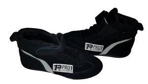 PRO1 Racing Boots 3.3 SFi Rated Certified Speedway Go Kart Rally Drag Race Shoes