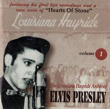 ELVIS PRESLEY - THE LOUISIANA HAYRIDE ARCHIVE VOL 1 CD