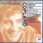 Copland: Appalachian Spring; Rodeo; Billy the Kid; Fanfare for the Common Man (CD, Jul-2008, Sony Classical)
