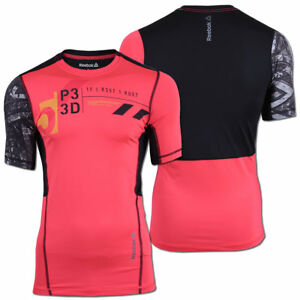 Reebok Herren CrossFit OS FE26 Compression Shirt