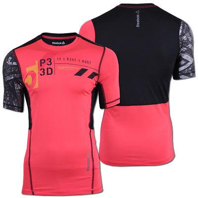 Reebok Herren CrossFit OS FE26 Compression Shirt