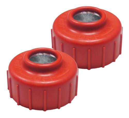 Ryobi 2 Pack Of Genuine OEM Replacement Spool Retainers # 308042003-2PK