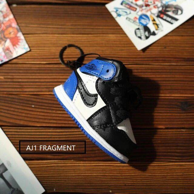 size 40 1574e 36287 Hand Made Air Jordan 13 CM Mini Sneaker Shoe BackPack Keychain