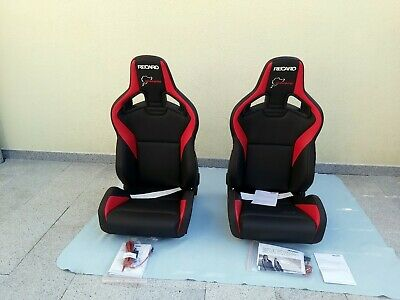 Recaro Sportster Cs Seats Nurburgring Edition Limited Edition Brand New Ebay